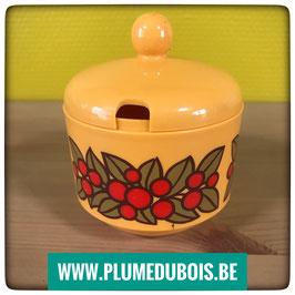 Vintage Emsa pot à sucre fin