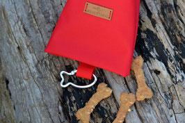 Leckerli-Tasche | Cruising Magma
