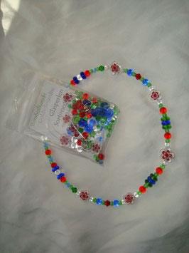 Glasperlenkette Bastel Set