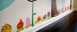 Blooming Blossoms Wall Decal-Wall Sticker