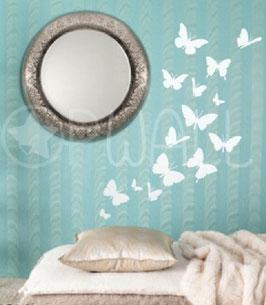 Butterflies Wall Decal-Wall Sticker