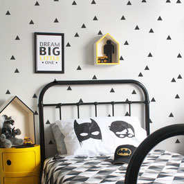 Triangles Wall Decal- Wall Sticker