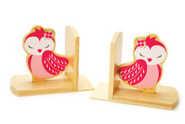 Book-ends by Cocoon Couture - Dreamy Owl or Mini Monkey