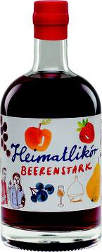 """Heimatlikör """"Beerenstark"""" - BIO Fruchtlikör 30%vol."""