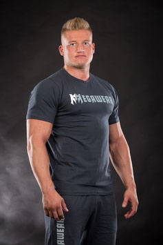MEGAWEAR Grey Classic Shirt