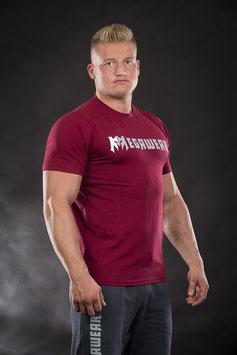 MEGAWEAR Red Classic Shirt