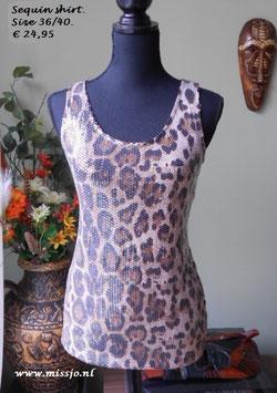 Shirt 'Leopard'.