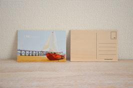 Carte postale - Les Régates du Bois de la Chaise  - [ NO ] irmoutier