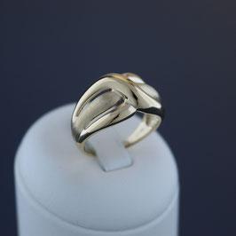 Ring aus 585-Gelbgold
