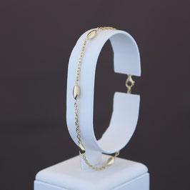 Armkette aus 585-Gelbgold