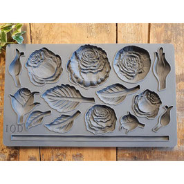IOD Mould Heirloom Roses NEU!!!