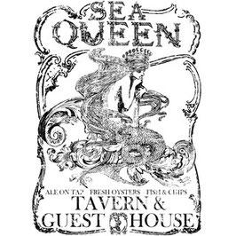 "IOD Decor Transfers ""Sea Queen"""