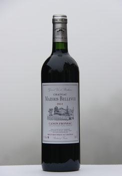 Château Mazeris Bellevue 2014 - carton de 6 btls à 15 € la bouteille
