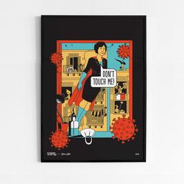 Kwarantina Poster