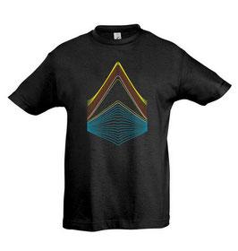 Kids Luzzu T-shirt - Black