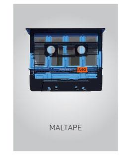 Maltape Poster