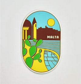 Malta Sticker