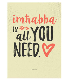 Imhabba is all you need Poster