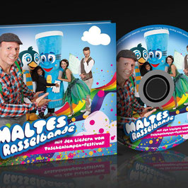 CD Maltes Rasselbande