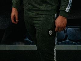 STIERNACKEN - Track Suit Hose Khaki