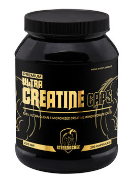 STIERNACKEN - ULTRA CREATINE CAPS