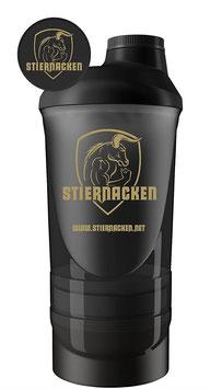 STIERNACKEN - MIX SHAKER PREMIUM DUO BLACK SMOKE
