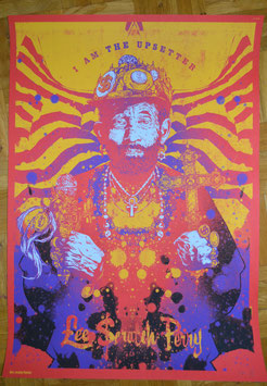 "Limited ""I Am The Upsetter"" Poster"