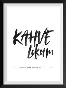 KAHVE LOKUM