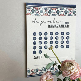 RAMADAN TIMER - HASBAHCE