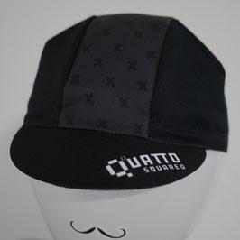 CRUCES BLACK GRAY CAP