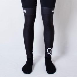BLACK WOMEN LEG WARMERS