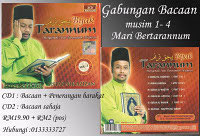 CD AUDIO BIJAK TARANNUM 1