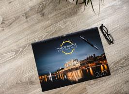 Mallorca 2019 - Calendario (12 Meses, Formato A3)