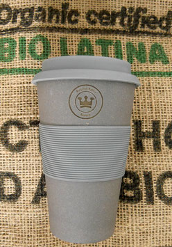 BIO BAMBUS COFFEE TO GO MEHRWEGBECHER