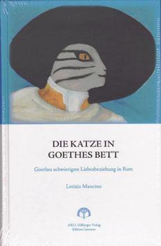 Die Katze in Goethes Bett