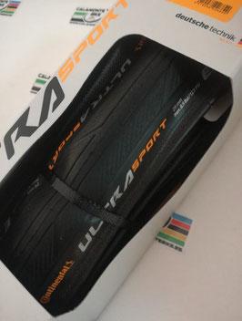 cubierta continental ultra sport III 25 flexible