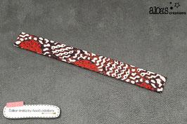 "Bracelet d'Avril  ""Wax"""