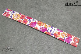 Bracelet lanière tissu liberty of London New Phoebe