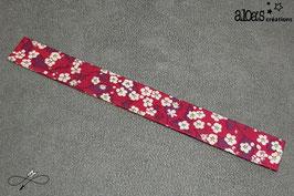 Bracelet lanière tissu liberty of London Mitsi Valéria
