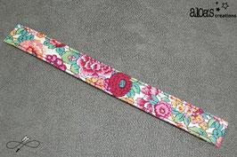 Bracelet lanière tissu liberty of London Tana Lown Elysian
