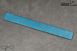 Bracelet lanière tissu Froufrou Tout ce qui brille Bora Bora