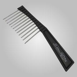 Peigne volumateur cheveux long ou bouclé