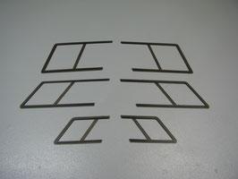 Schiebefenster - Attrappen 450-1