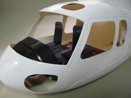 Cockpit - Ausbau für 450er