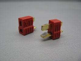Dean T-Plug Stecker + Buchse