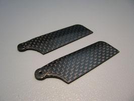 60mm Carbon Heckrotorblätter