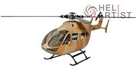 "HeliArtist EC145 ""Coffee"""