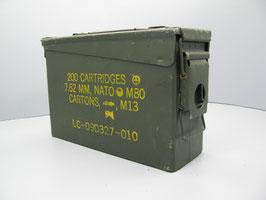 Munitionskiste, gebraucht