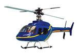 "BMI Bell 206 Jet Ranger ""blau/gelb"""
