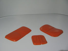 Cockpitfenster für die 450er MD500D und MD500E von KDS